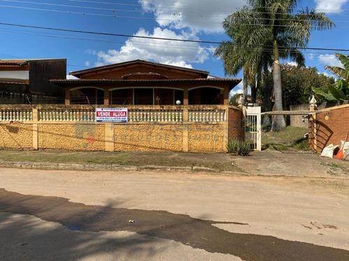 Casa A Venda No Parque Rural Fazenda No Valor De R$ 949.000,00, Contendo 450 Metros De Construção, 1.000 Metros De Terreno. Condições Especiais - Ca00717 - 67615215