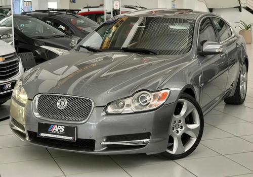 Jaguar Xf Sv V8 Supercharged Top !!!!