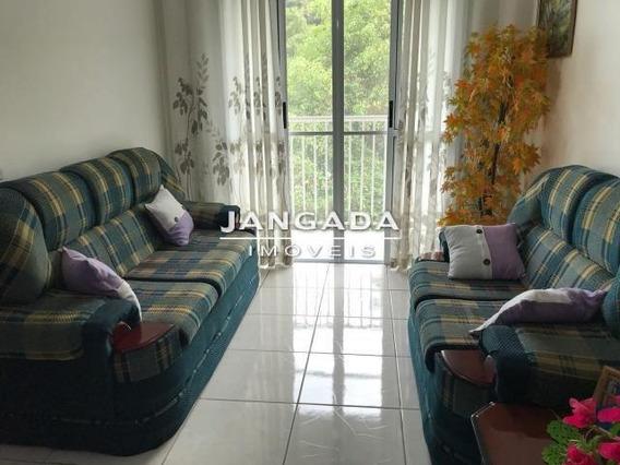 Apartamento Com 03 Dormitorios E 2 Vagas - Novo Horizonte - 10589l