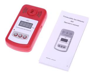 Medidor Detector Gas Combustible Kxl602