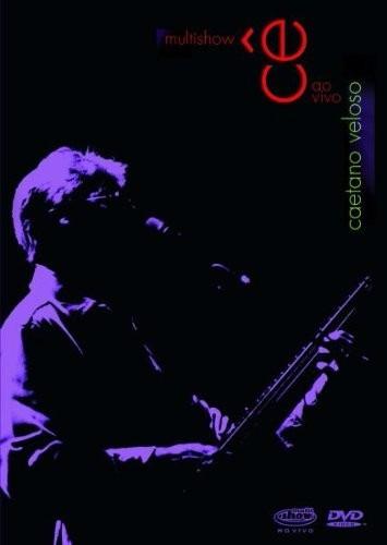 Caetano Veloso Ce Multishow Ao Vivo Dvd Oferta Nuevo