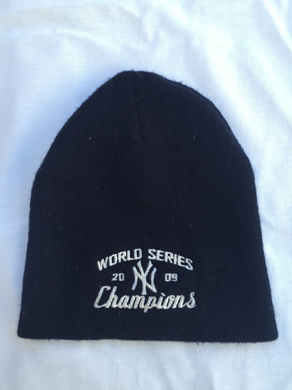 Gorra Nfl Usa,n.york Yankees (world Series 2009),talle Unico