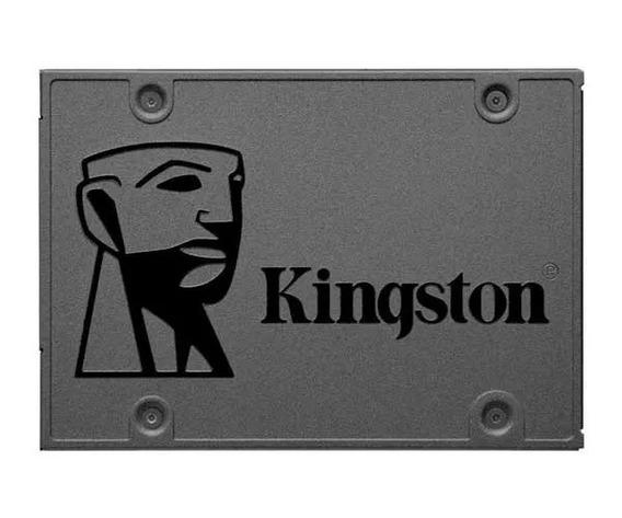 Ssd 240gb 2,5 Sata 6 Gb/s A400 Sa400s37/240g Kingston