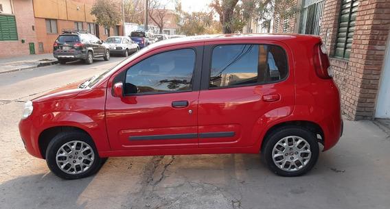 Fiat Uno Novo 2013 Con Gnc