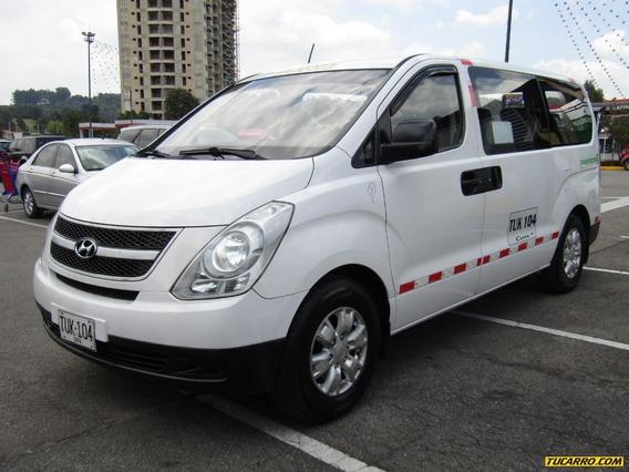 Hyundai H1 Mt 2500cc Aa 4x2