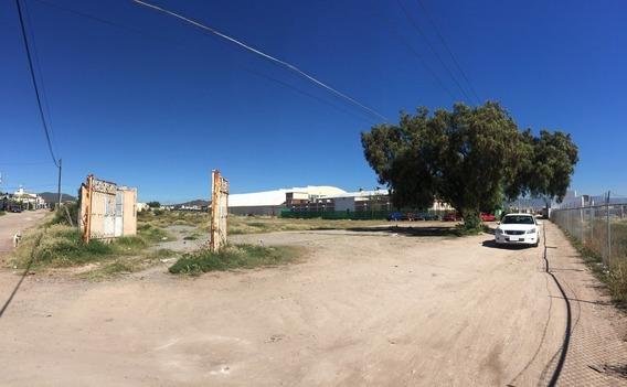 Venta O Renta Bodega A 2 Cuadras De La Mex-pach San Antonio El Desmonte Pachuca