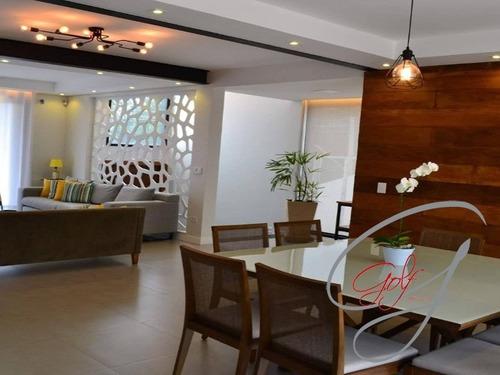 Imagem 1 de 30 de Analiso Permuta. Casa Em Condominio Lago Do Sol, Cotia. 3 Suites. Ac 350 M2 - Ca00418 - 68819802