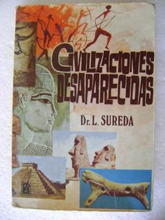 D5 Civilizaciones Desaparecidas- Dr L Sureda- Roca- 1977