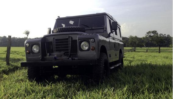 Land Rover Series 2a Especial
