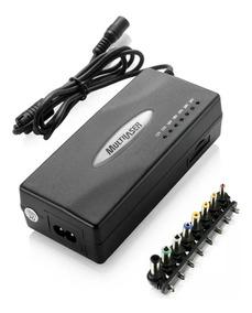 Carregador P/ Laptop Cb007 Multilaser Fonte Universal 90w