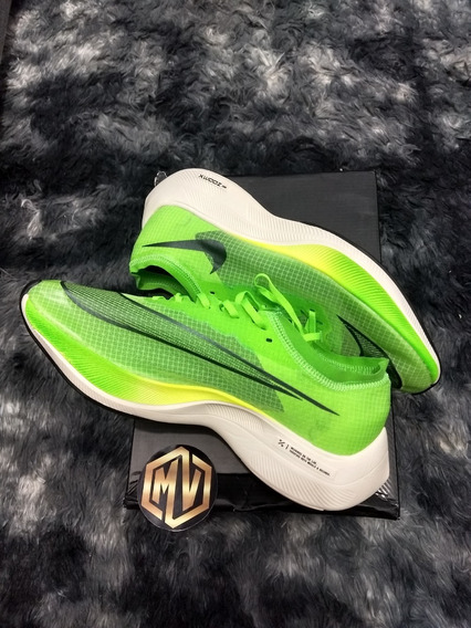 Nike Zoomx Vaporfly Next% Volt - Pronta Entrega