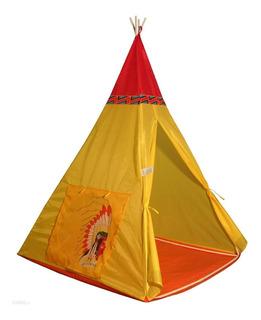 Carpa Tienda De Camping Tipi Indio 890005 Niños