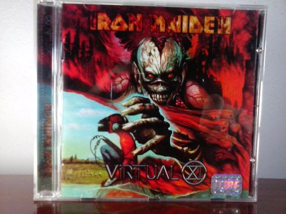 Cd - Iron Maiden Virtual Xi