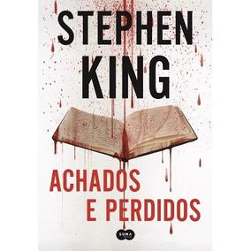Achados E Perdidos - Suma De Letras Stephen King Livro