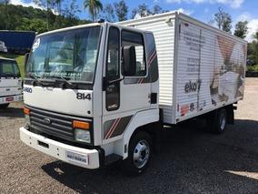 Ford Cargo 814 - Baú - Fernando Caminhões