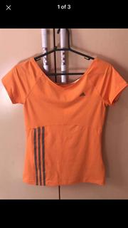 Camiseta De Academia adidas Original Feminina