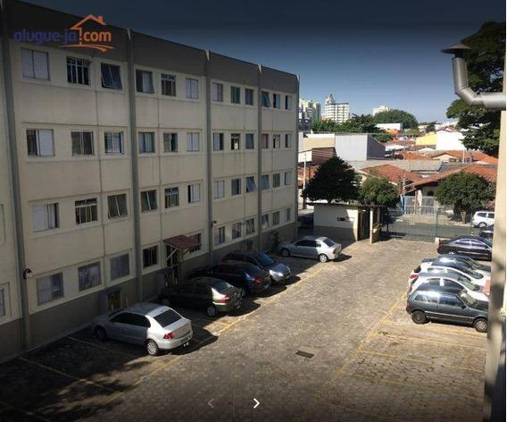 Apartamento Com 2 Dormitórios À Venda, 50 M² Por R$ 175.000 - Jardim Satélite - São José Dos Campos/sp - Ap8662