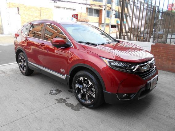 Honda Cr-v Exlt 2019 Fzy 299