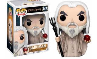 Funko Pop Saruman Lotr