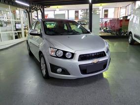 Chevrolet Sonic 1.6 Lt 4p Gnc 2016