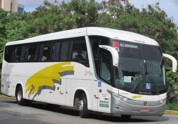 Ônibus Pardiso 1200 G7 Leito Scania K 340 Único Dono Seminov
