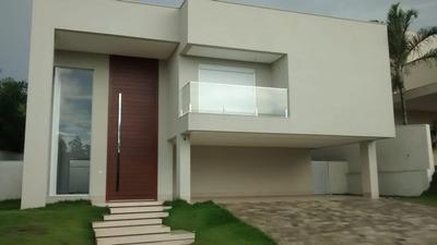 Sobrado Em Residencial Alphaville Flamboyant, Goiânia/go De 502m² 5 Quartos À Venda Por R$ 3.300.000,00 - So239054