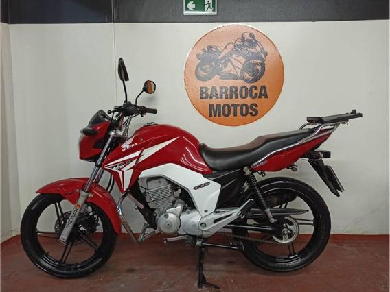 Honda Cg-150 Titan Ex C/ Bauleto