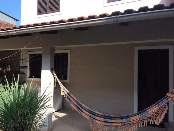 Sobrado Com 3 Dorms, Vila Nova, Cubatão - R$ 640 Mil, Cod: 1675 - V1675