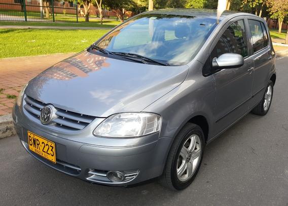 Volkswagen Fox Sport 1.6 Cojineria En Cuero 100.000 Km