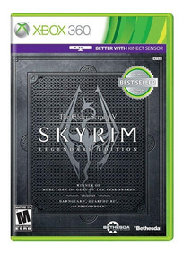 The Elder Scrolls V: Skyrim (legendary Edition) Xbox 360