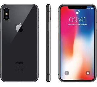 Apple iPhone X 256 Gb Preto 1 Ano De Garantia