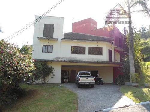Imagem 1 de 26 de Sobrado  Residencial À Venda, Condomínio Hills Iii, Arujá. - So0042