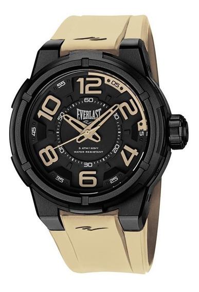 Relógio Everlast Masculino Ref: E694 Big Case Esportivo
