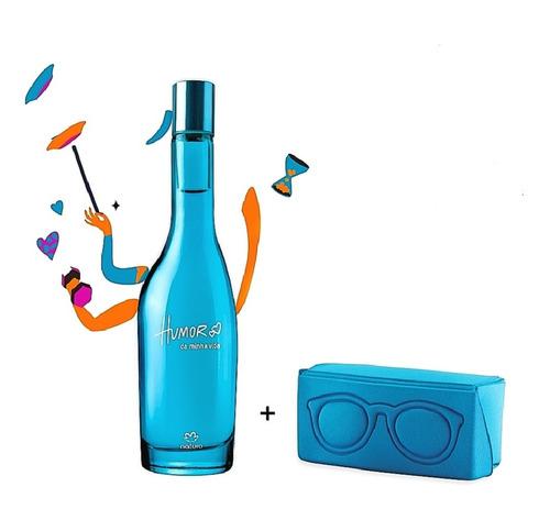 Perfume Humor Da Minha Vida+ Obsequio ( - mL a $785