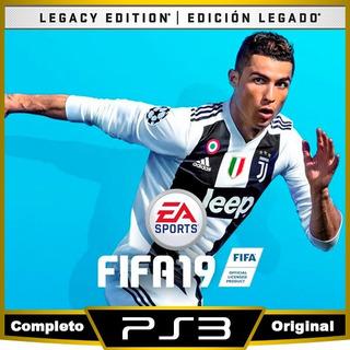 Fifa 19 Ps3 Latino