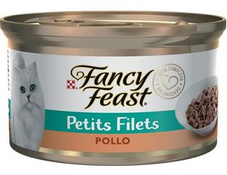 Alimento Para Gato Fancy Feast Petits Filets Pollo 85 G
