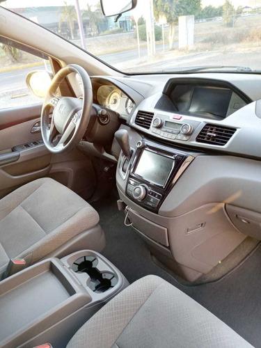 Honda Odyssey 2015 3.5 Lx Mt
