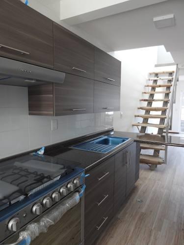 Penthouse Con Roof Garden Privado En La Roma Sur Nuevo