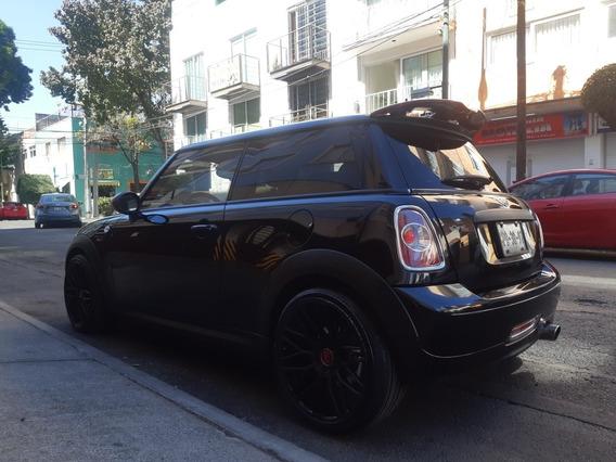 Mini Cooper 1.6 All Black 6vel Aa Mt 2013