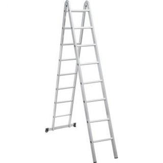 Escada De Alumínio Multifunção, 2 X 8, Vonder