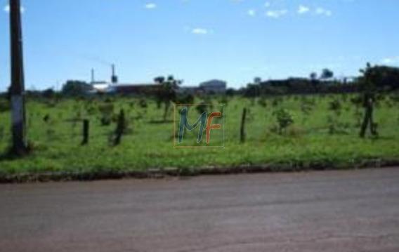 Ref 8785 - Excelente Terreno Para Venda As Margens Da Rodovia Br-262, Que Liga Campo Grande A Corumbá Com 11.160 M2. - 8785