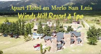 Complejo Winds Hill Resort & Spa , Apart Hotel En Merlo