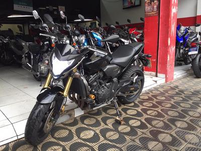 Honda Cb 600f Hornet Ano 2013 Preta