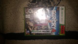 Farcry4 Para Xbox 360 Impecable