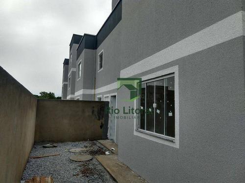 Imagem 1 de 16 de Apartamento À Venda, 50 M² Por R$ 139.900,00 - Enseada Das Gaivotas - Rio Das Ostras/rj - Ap0610