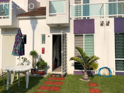 Imagen 1 de 16 de Casa En Venta Ubicada En Villas, Teques Aqua, Jojutla, Morelos