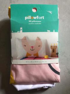 Cubre Almohada Pillowfort 3d Nueva