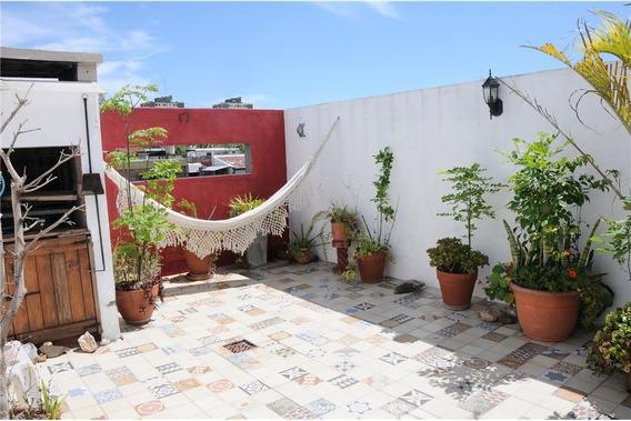 Ph 2 Amb Sin Expensas, Terraza Parrilla Villa Real