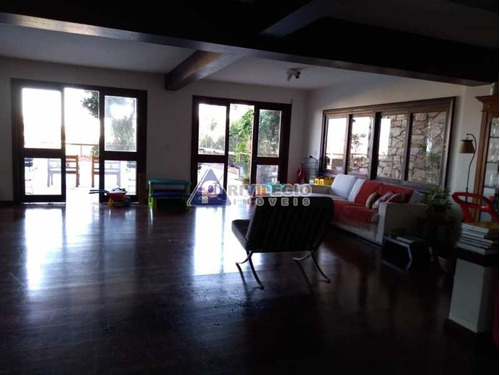 Casa À Venda, 4 Quartos, 2 Suítes, 3 Vagas, Santa Teresa - Rio De Janeiro/rj - 769