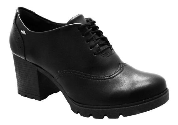 Sapato Tratorado Oxford Dakota Garland G1132 - Preto